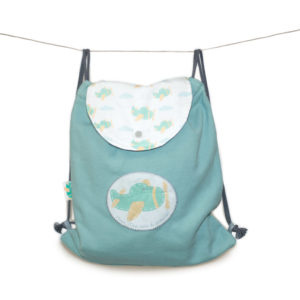 mochila infantil ideal para la playa